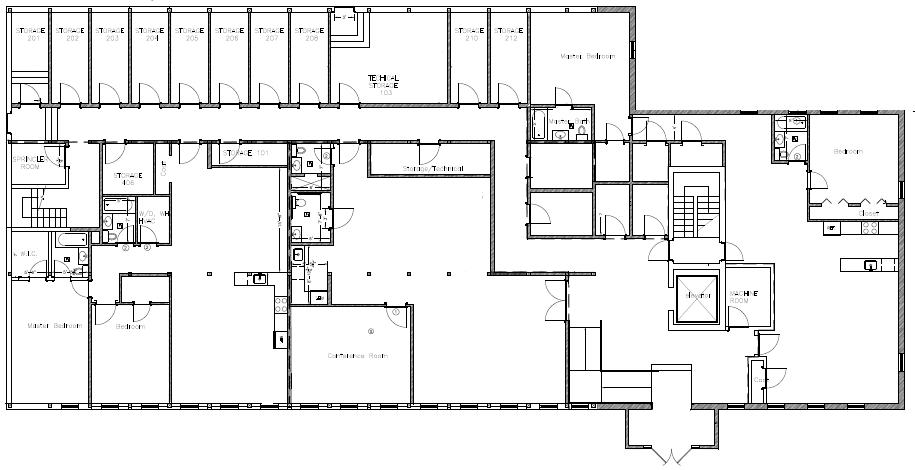 Floors on House Building Plans